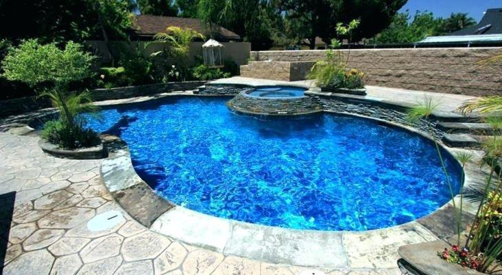 Awesome Semi Inground Pool Designs