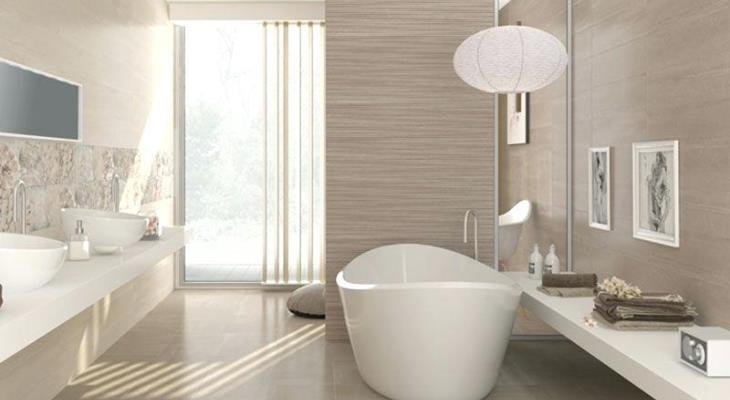 Bathroom neutral color ideas