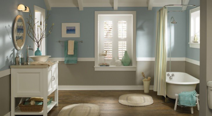 Best bathroom neutral paint colors