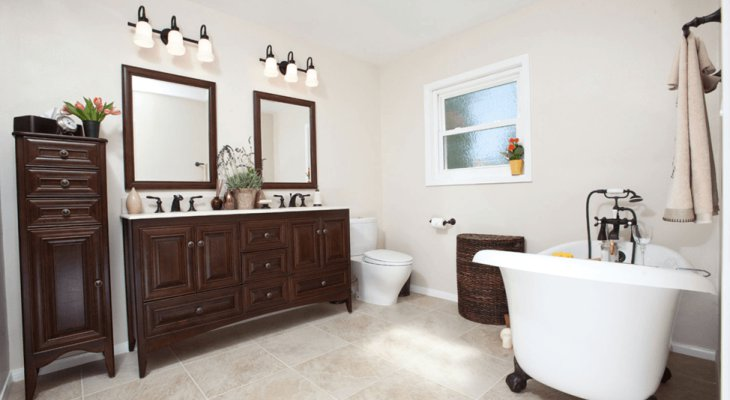 Best neutral bathroom colors