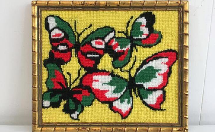 Butterfly wall hanging ideas