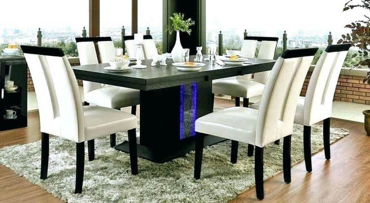 Contemporary Dining Room Furniture: the Materials