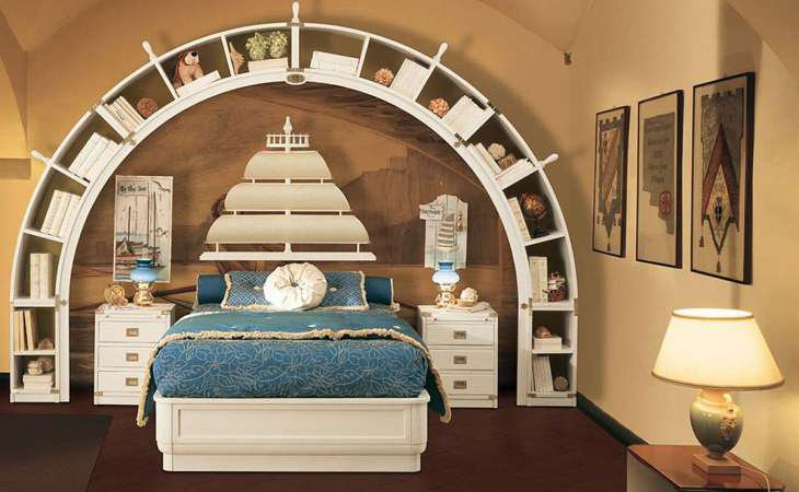 Cool kid room designs