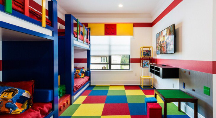 Cool kid room ideas