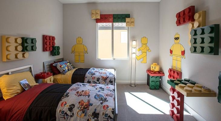 Cool-kids-rooms decorating ideas