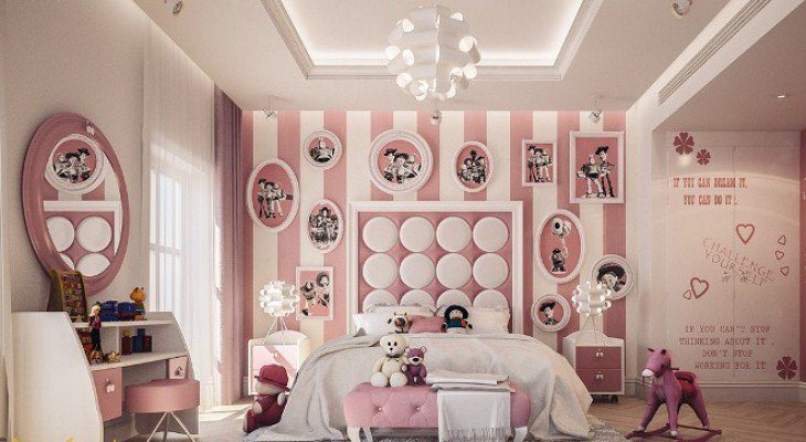 26 Cool & Creative Kids Room Ideas