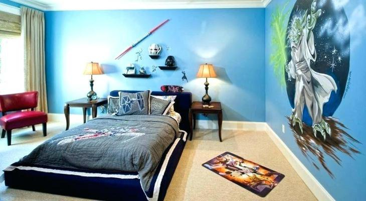 Creative ideas for painting kids' room