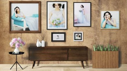 Deck Up Your Interiors With Acrylic Picture Frames This Easter