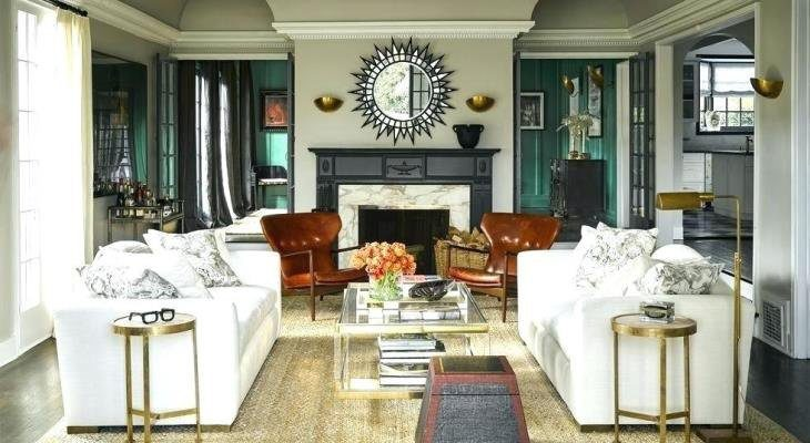 Decorating Your Living Room with Yard Sale Treasures