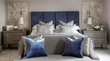 19 Beautiful Cushions for Elegant Bedroom
