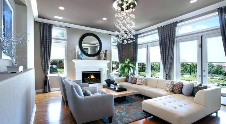 Family room fireplace ideas