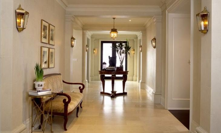 Hallway lighting ideas elegant