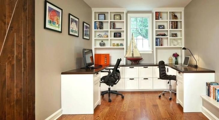 Home office cabinet ideas