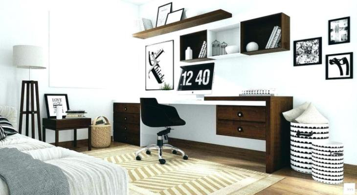 Home office ideas for him
