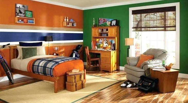 Kid room color ideas