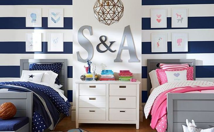 Kid room ideas boy and girl