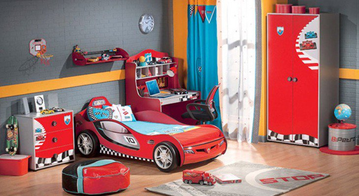 Kid room ideas boy