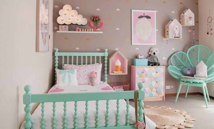 Kid room ideas girl