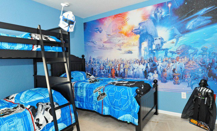 Kid room paint ideas boy