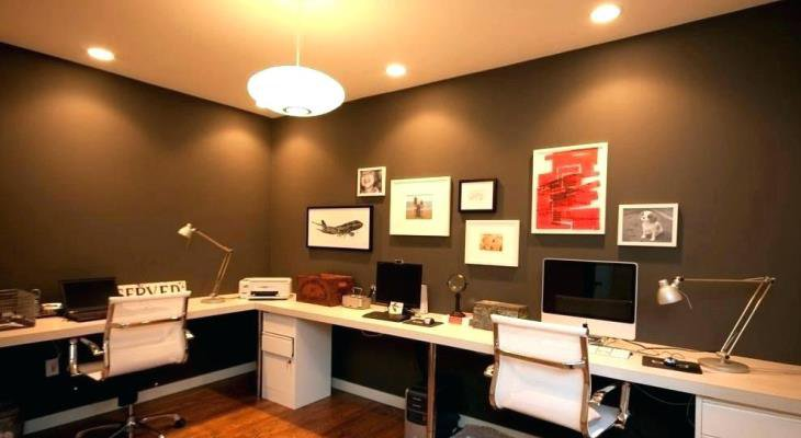 Lighting for home office ideas