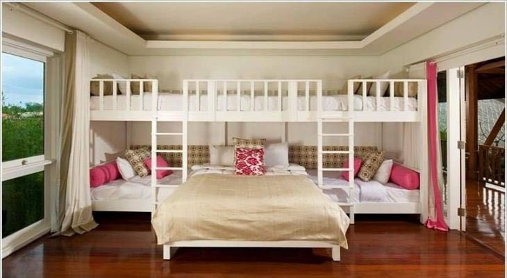 Multiple kid room ideas