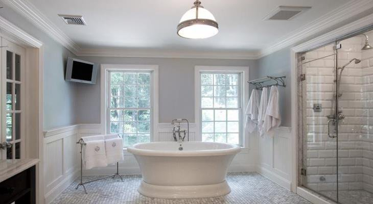 Neutral paint colors for bathroom