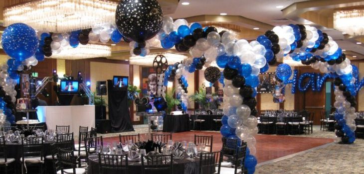 5 Easy Party Decorations Ideas