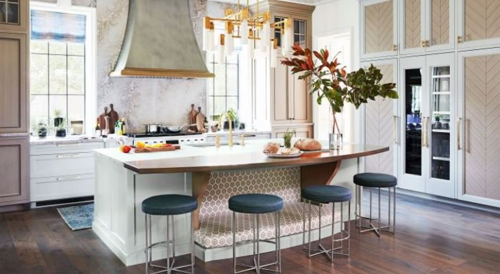 Presenting a few ideas for a beautiful kitchen that offers functionality for optimum space use