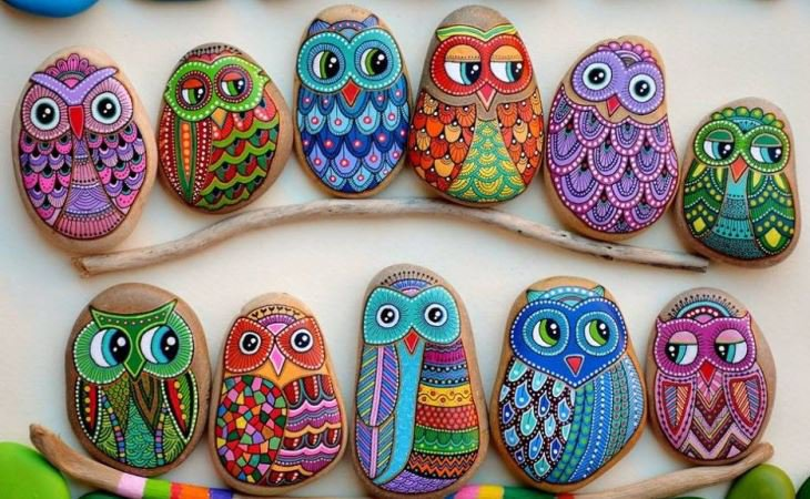 River Stone Crafts