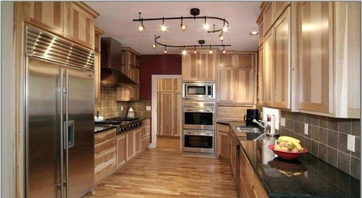 Small kitchen track lighting ideas
