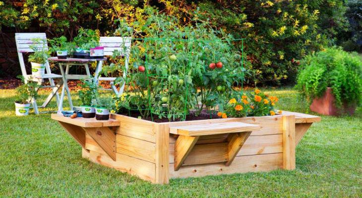 Sustainable garden design plans