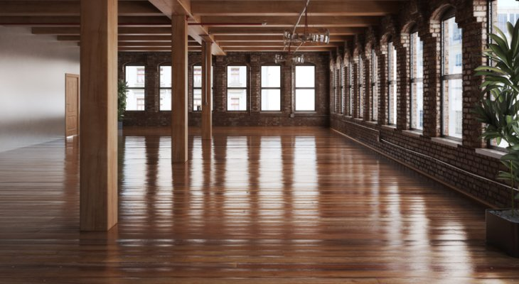 Timber flooring appearance