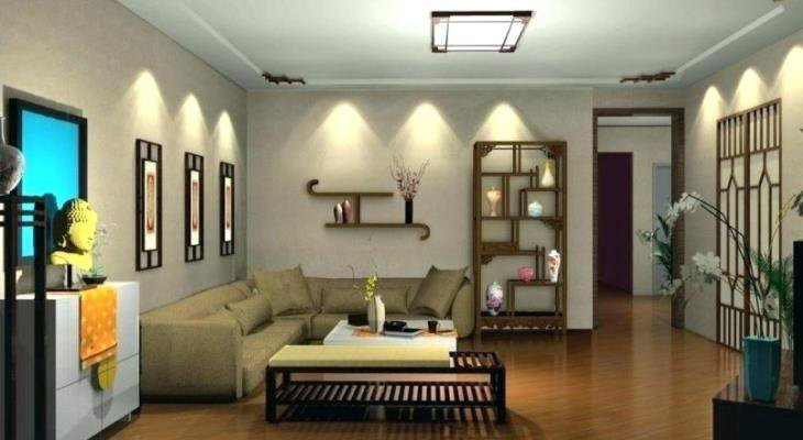 Track lighting design ideas living room
