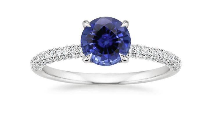 Unique Sapphire Engagement Rings for Every Bridal Taste