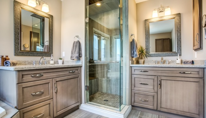 Bathroom remodel average