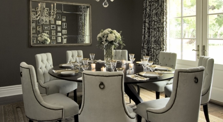 Benefits Of Having A Mirrored Dining Table