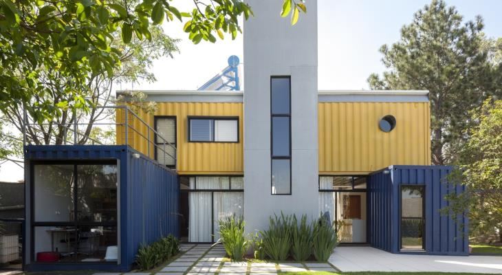 Container house design plans