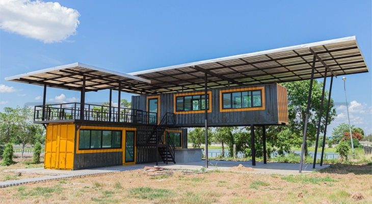 Container house designs pictures