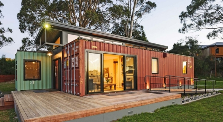 Container house plans pdf