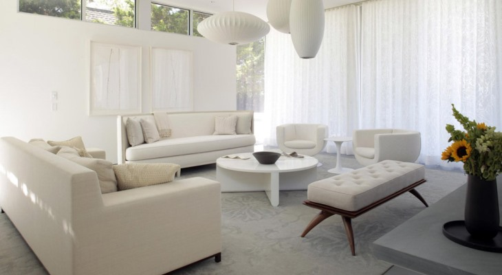 Contemporary furniture ideas living room