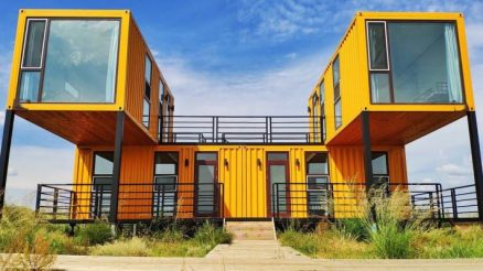 How Build Container Home