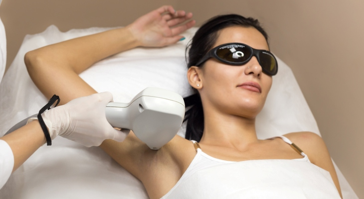 Laser Hair Removal Complete Process