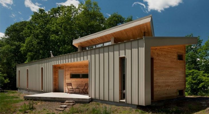 Modern container home kit