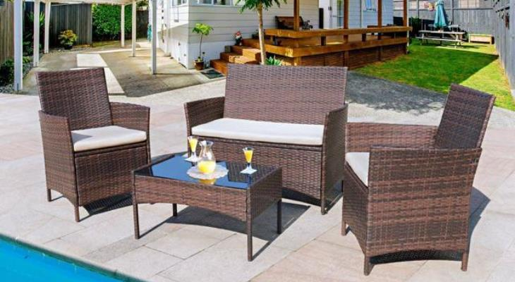 Outdoor garden furniture clearance