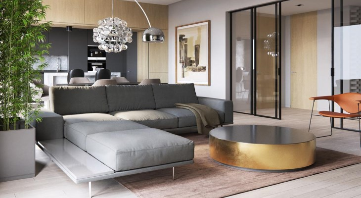 Sleek Modern Furniture Stores