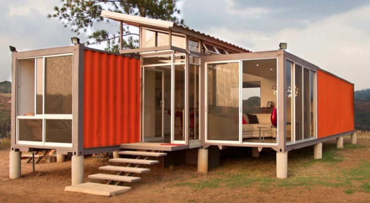The container house design