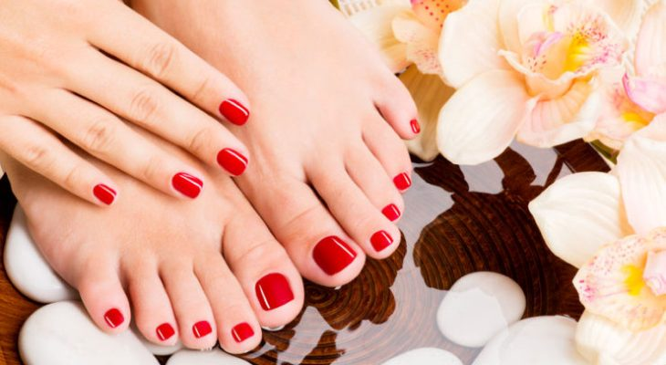 Things you will need to do pedicure at home