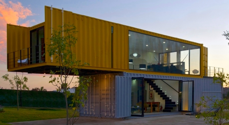 What Are Container Home Builders