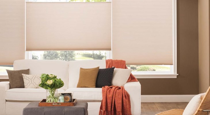 Cordless cellular shades lowes