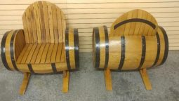 Purchasing Wine Barrel Furniture
